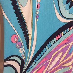 Emilio Pucci Dresses - Emilio Pucci print dress 6 AS IS